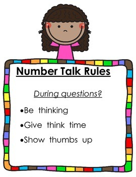 Rules by the clever. Number 4 clipart number talk