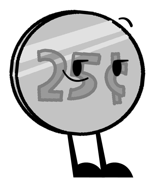 Image quarter png shows. Number 6 clipart object