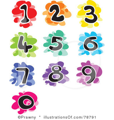 Number 1 clipart artistic. Clip art fonts panda