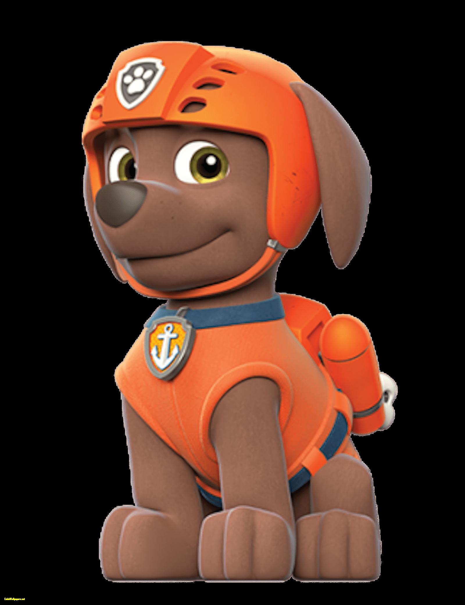 Paw clipart paw patrol. Zuma labrador retriever puppy