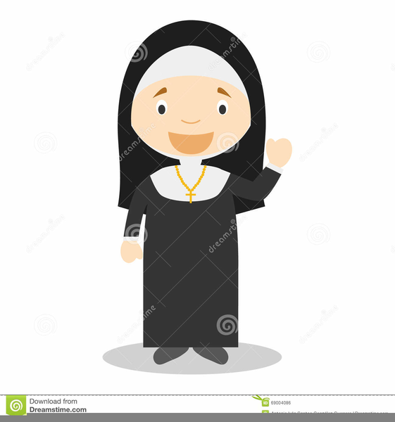 Nun clipart. Free images at clker