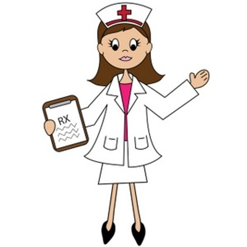 Professional clipart nurse. Clip art for word