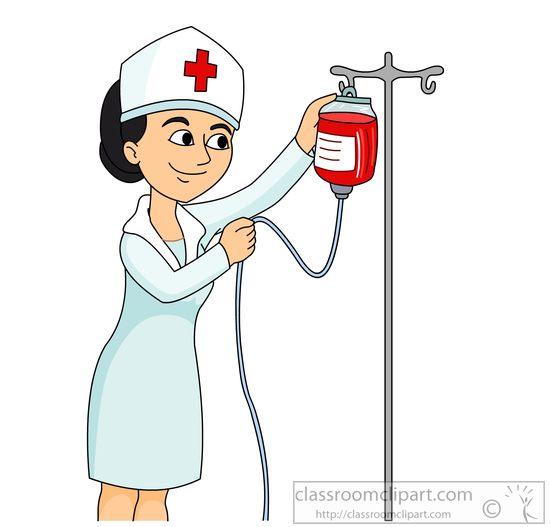 Nurse clipart. Free clip art pictures