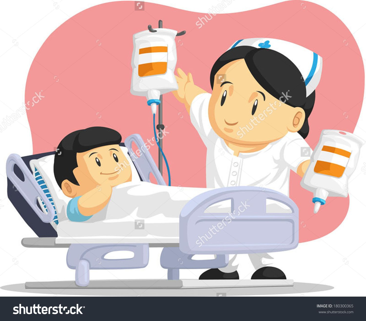 Nurse clipart children's. Cartoon of helping child