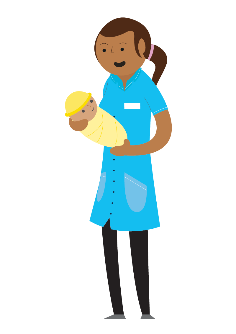 Nurse clipart children's. Star of the month