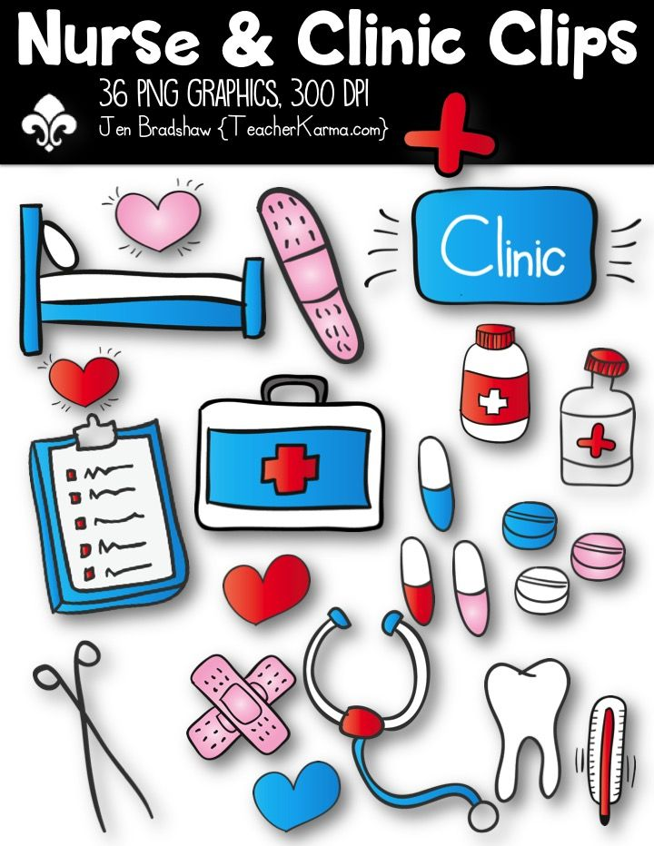 Nurse clipart clinic nurse. Clips these graphics are