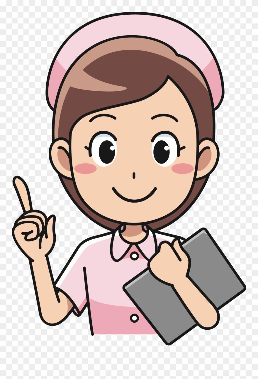 Clip art download png. Nurse clipart easy