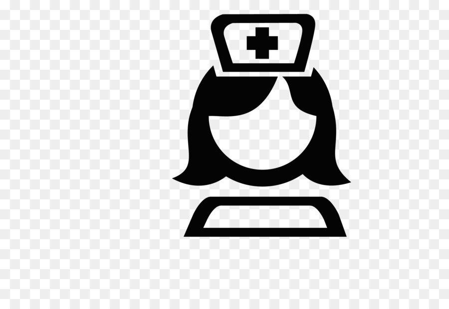 . Nurse clipart icon