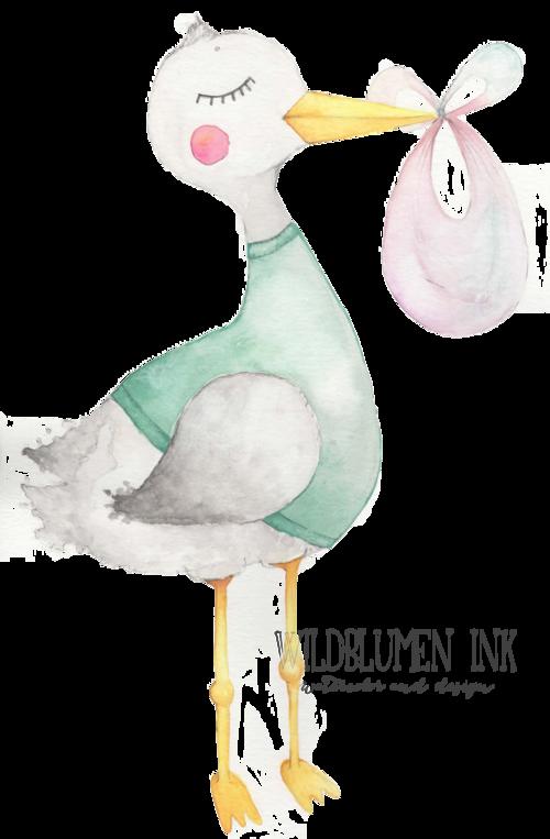 nursery clipart bird