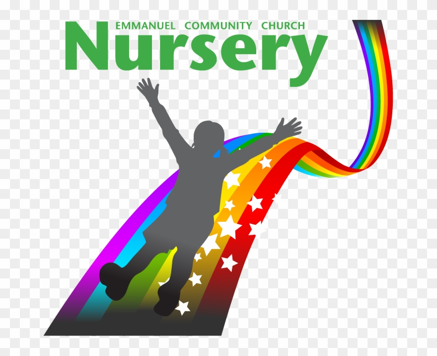 Emmanuel church graphic design. Nursery clipart community