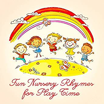 Nursery clipart fun time. Rhymes for play by