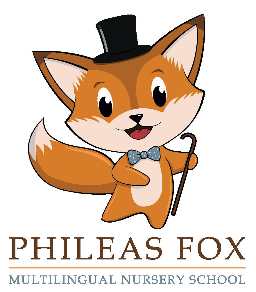 Nursery clipart language development. Phileas fox an exclusive