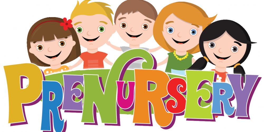 Pre the age group. Nursery clipart nursery school