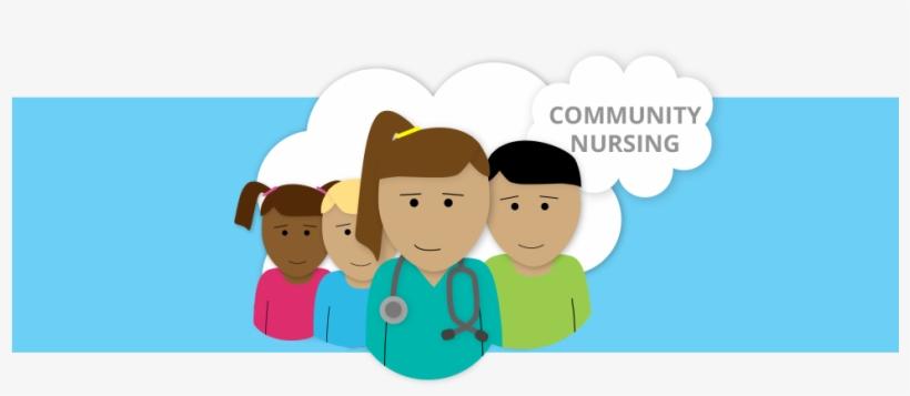 Transparent . Nursing clipart community nurse