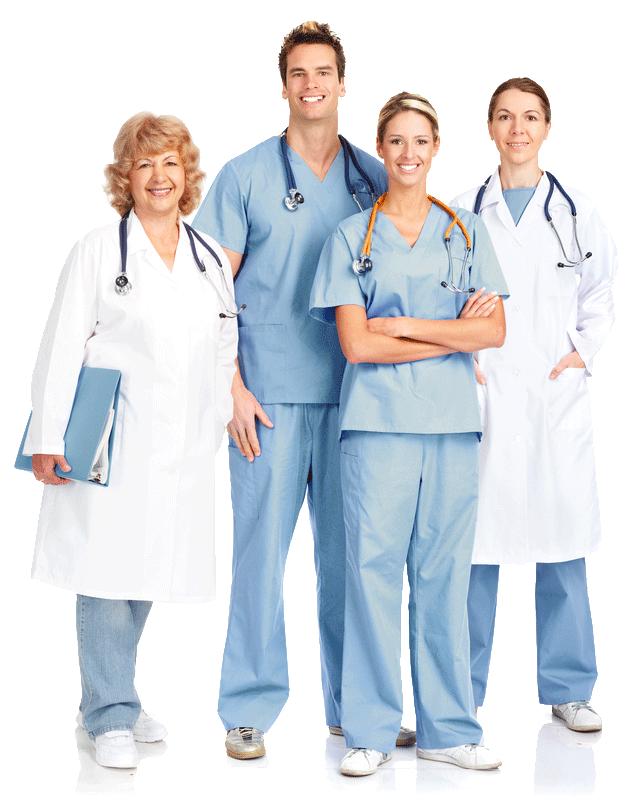 Nursing group nurse