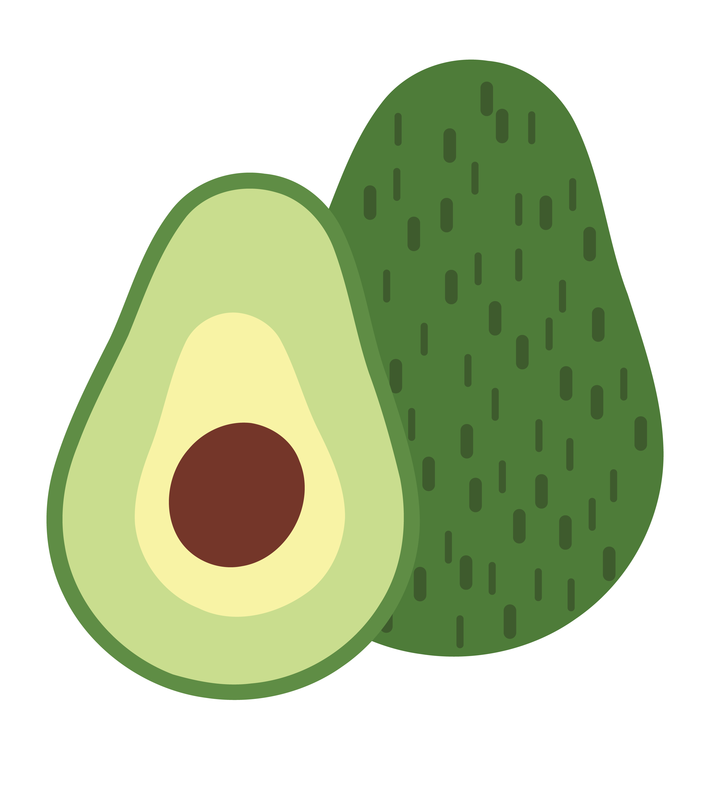 Nuts clipart avocado, ...