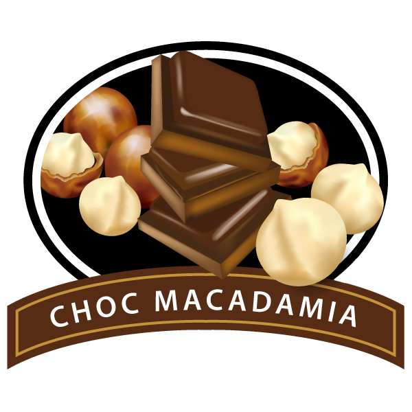 Nut clipart macadamia nut. Choc coffee kg cafe