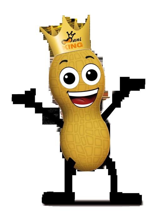 Nut clipart mani. Man king un producto
