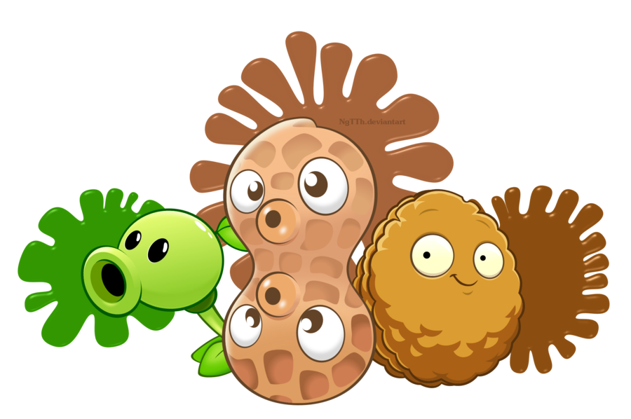 Nut clipart pea. By ngtth on deviantart