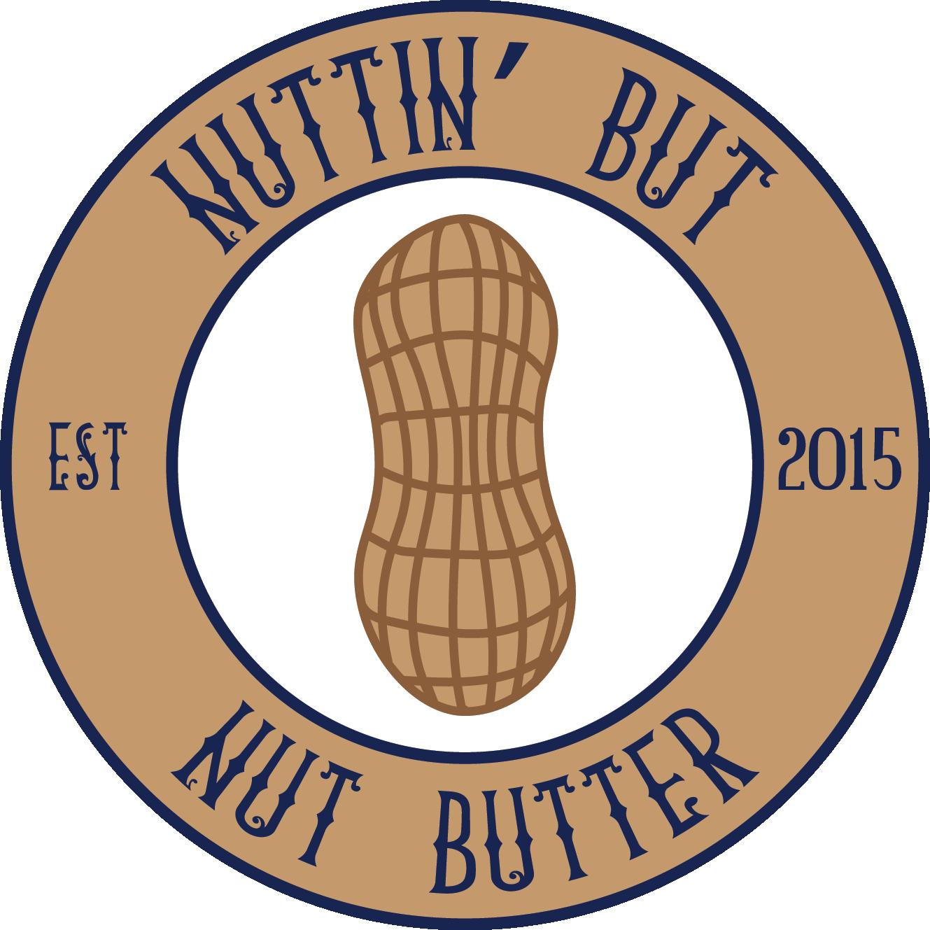 Nut clipart peanut butter. Nuttin but butters kandelight