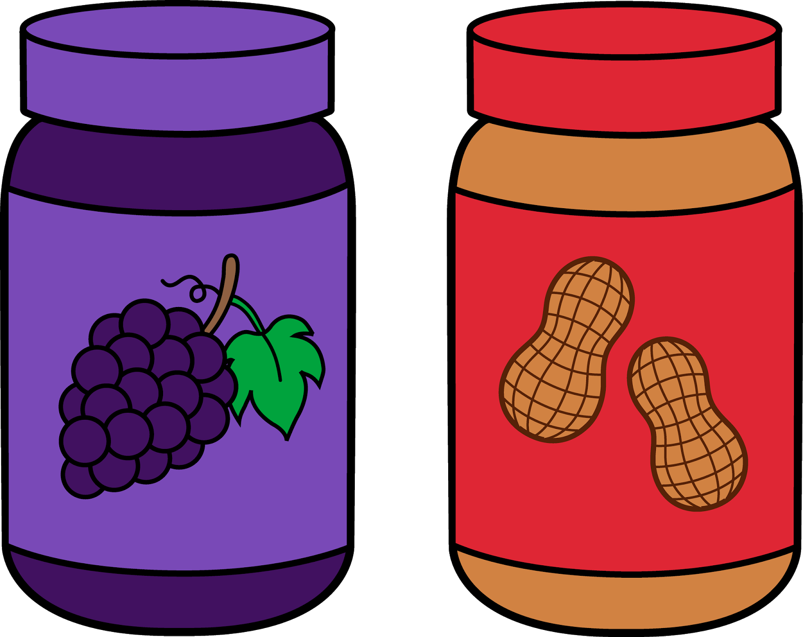 Nut clipart peanut butter. Lewis room project second