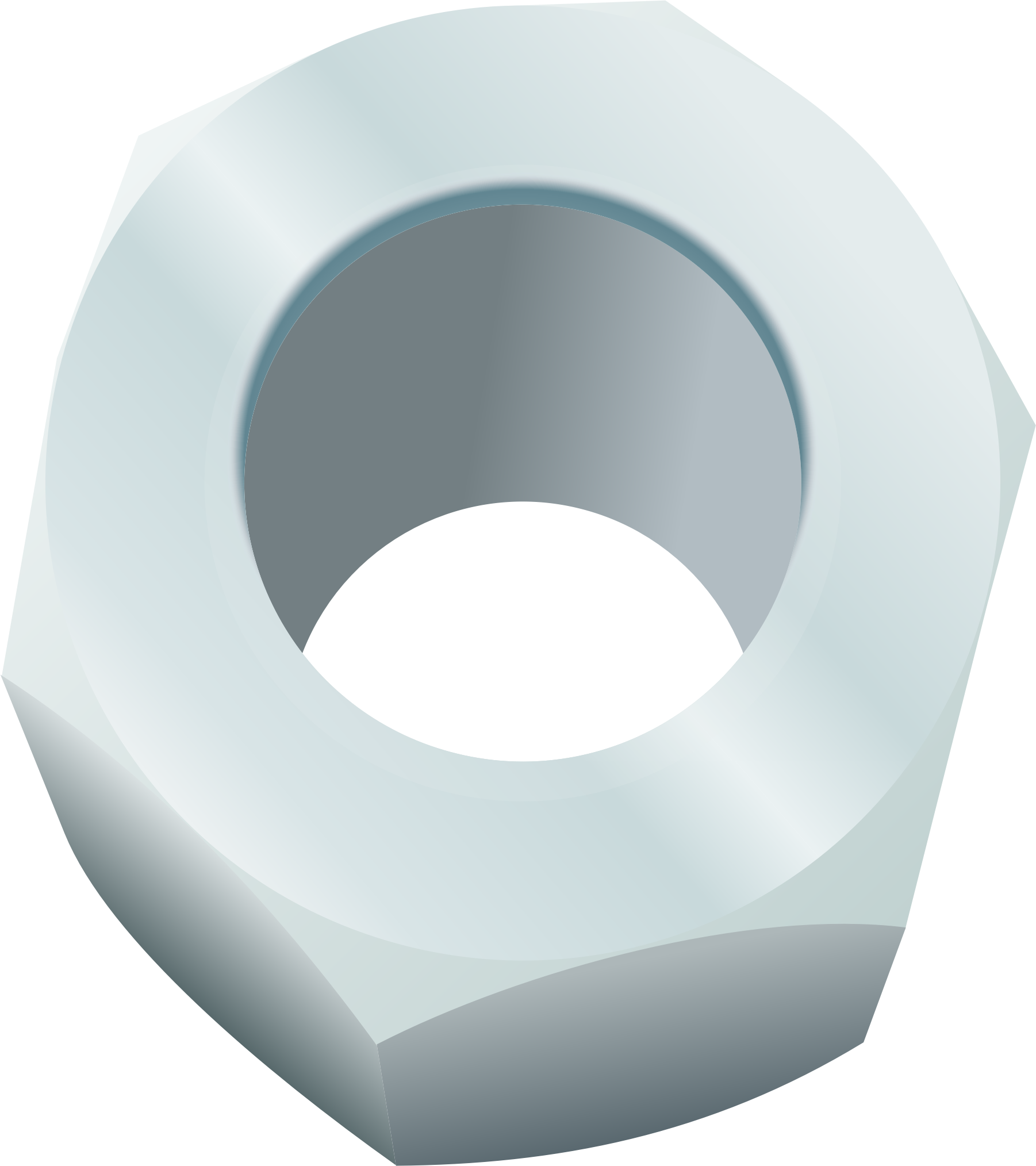 Big image png. Nut clipart screw nut