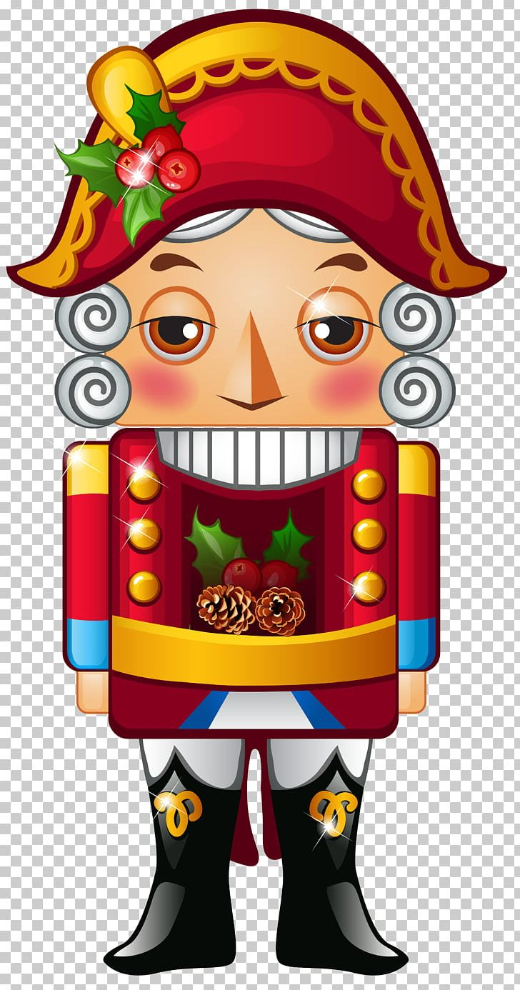 The and mouse king. Nutcracker clipart animated