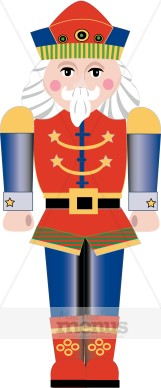 Nutcracker clipart holiday. Free download best