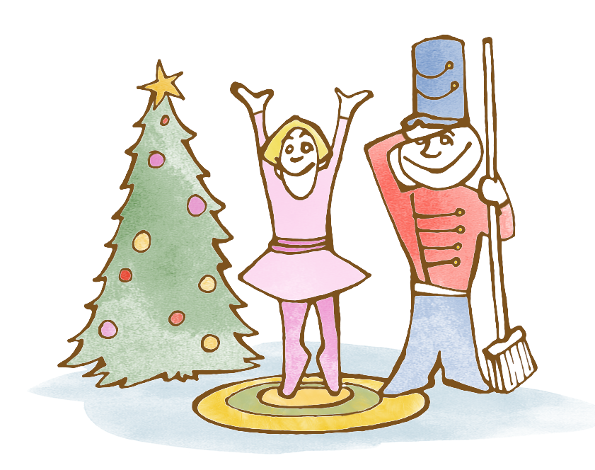 Nutcracker clipart son. Storybox playlist stories for
