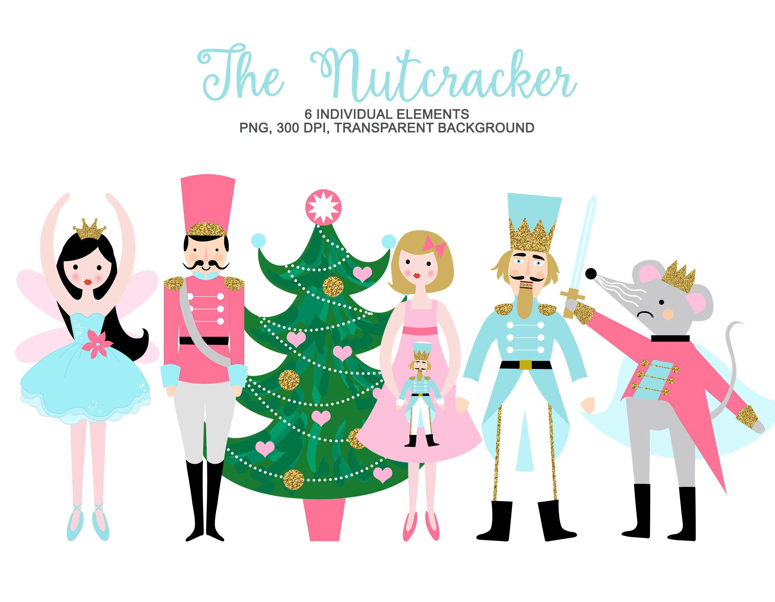 Pin by tracy demilio. Nutcracker clipart vintage