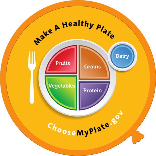 Walloons education store myplate. Nutrition clipart choose my plate