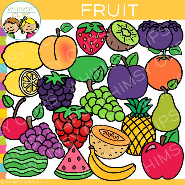Nutrition clipart group fruit. Food clip art