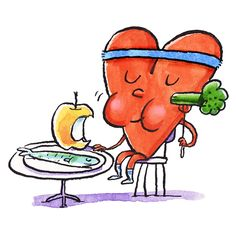 Nutrition clipart heart strong.  best attack images
