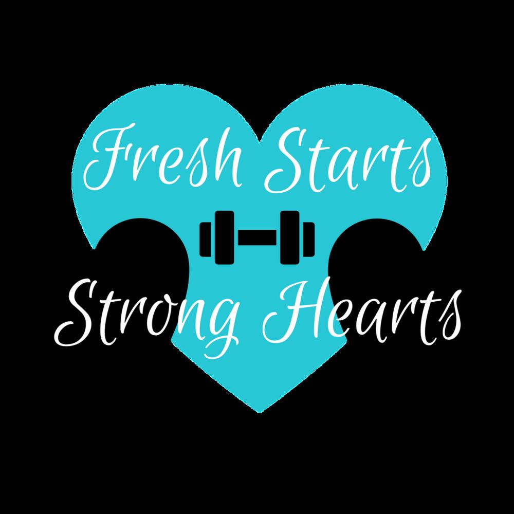 Nutrition clipart heart strong. Fresh starts hearts scholarship