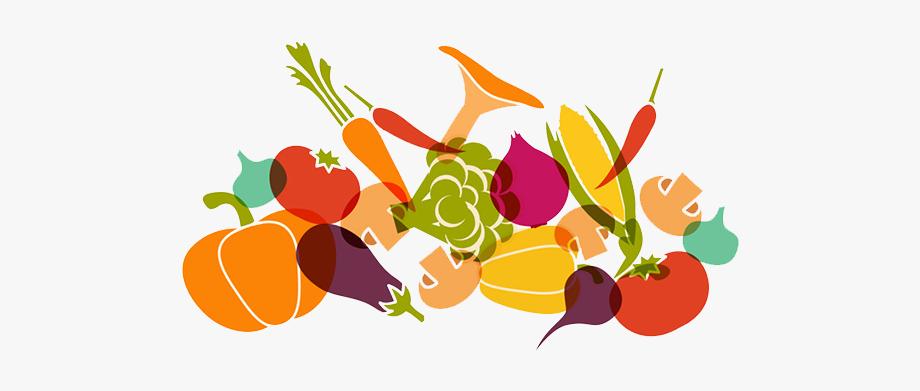 Nutrition clipart orange banana. Frutas y verduras en