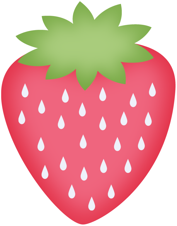 Of food items at. Strawberries clipart strawberry field