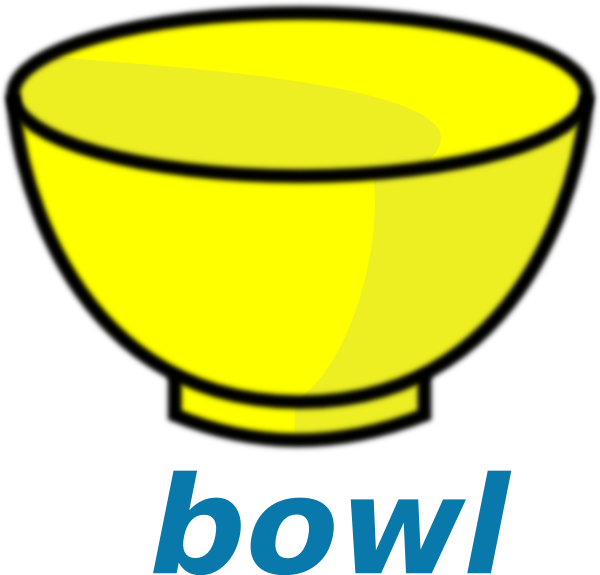 Oatmeal mangkok pencil and. Soup clipart bowl cereal