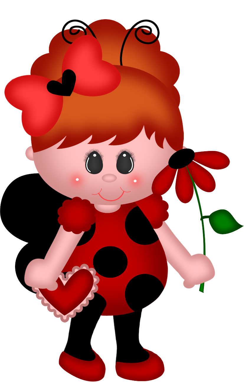 Ladybug clipart christmas. Colored free on dumielauxepices