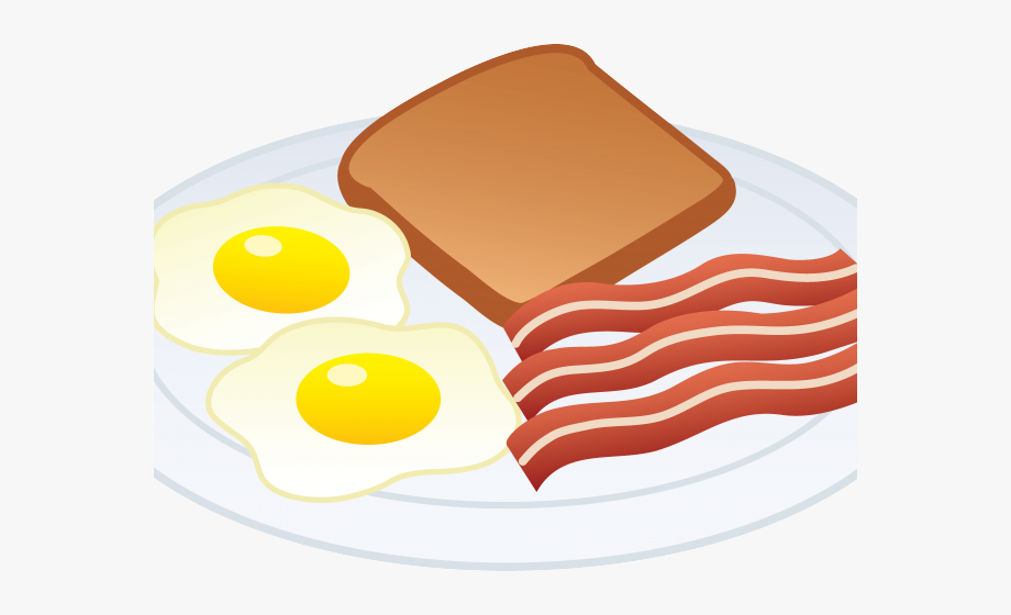Banquet brunch food meal. Oatmeal clipart simple breakfast