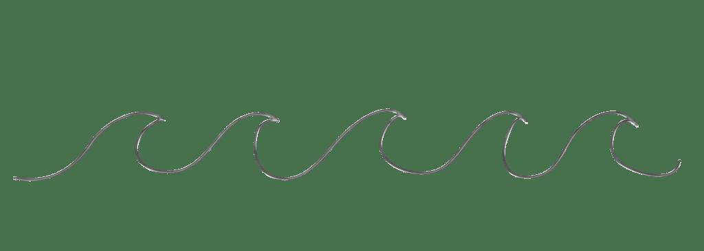 Waves clip art romeo. Ocean clipart boarder
