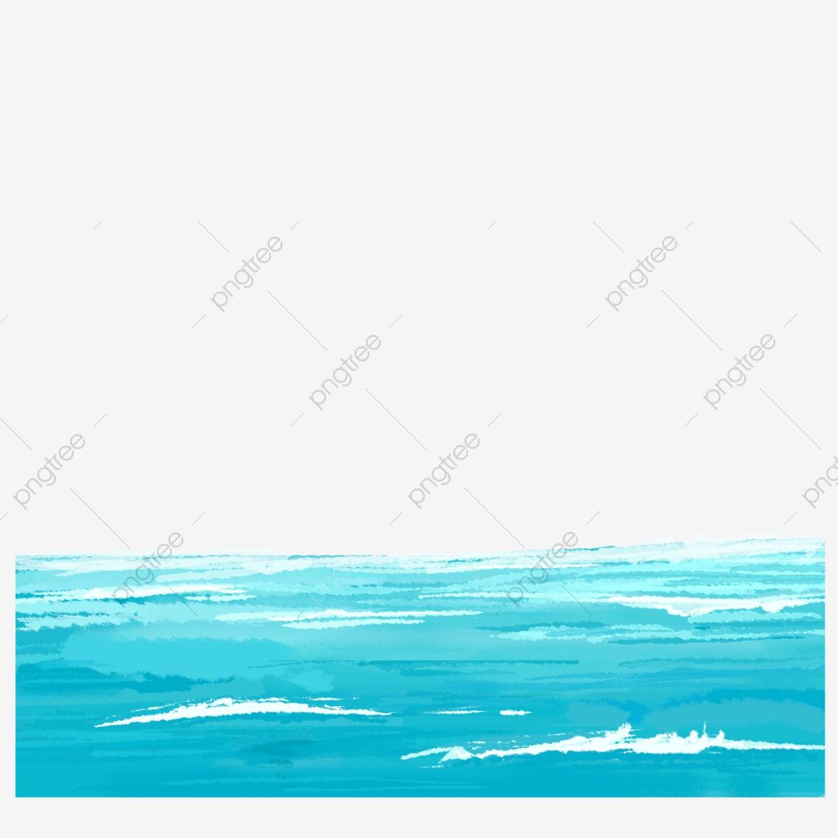 ocean clipart calm wave
