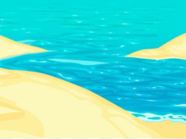 Ocean clipart ground. X free clip art