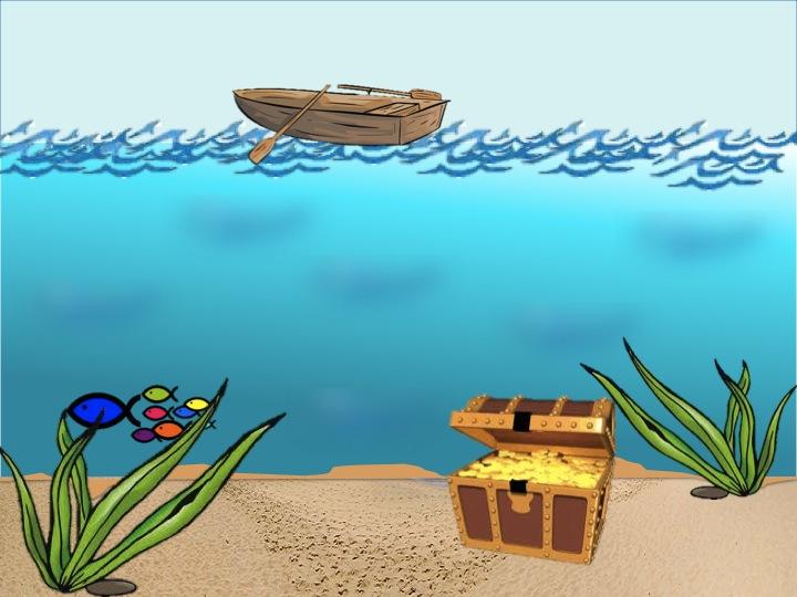 Floor clip art related. Ocean clipart ocean bottom