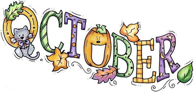 Welcome clip art free. Clipart fall october
