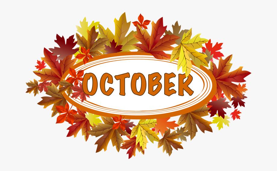 For birthday . October clipart clip art