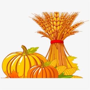 October clipart clip art. Halloween month thanksgiving
