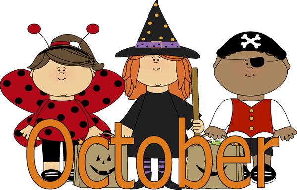 Free cliparts download clip. October clipart cute
