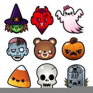 Free images at clker. October clipart cute