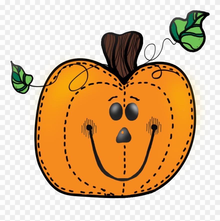 Cute clip art png. Pumpkin clipart october