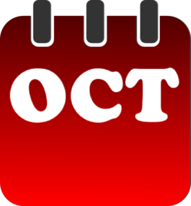 Free clip art pictures. October clipart oct